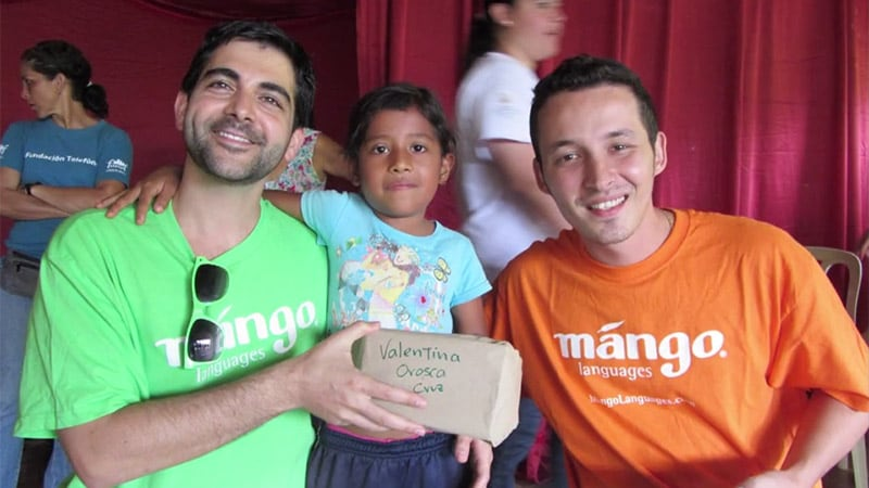 Mango Languages Drop Colombia