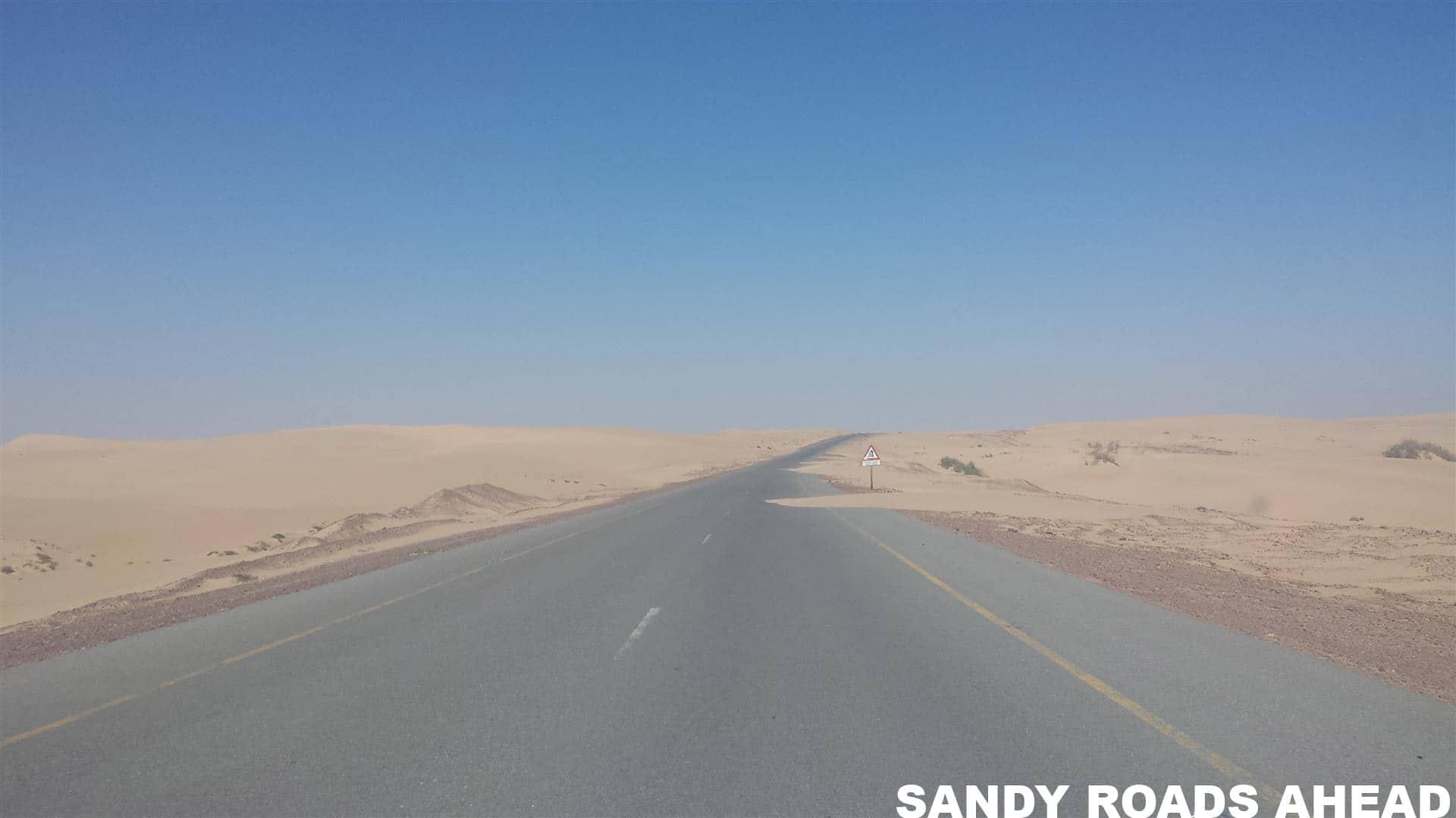 Célèbre Oman Road Trip - Scott Brills BQ91