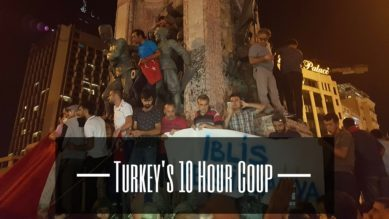 Turkey's 10 Hour Coup