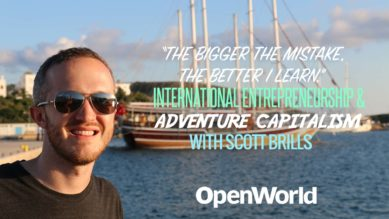 OpenWorld Magazine Podcast Interview