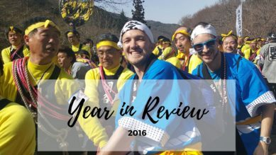 2016 Year Overview (Photo: Nagano, Japan)