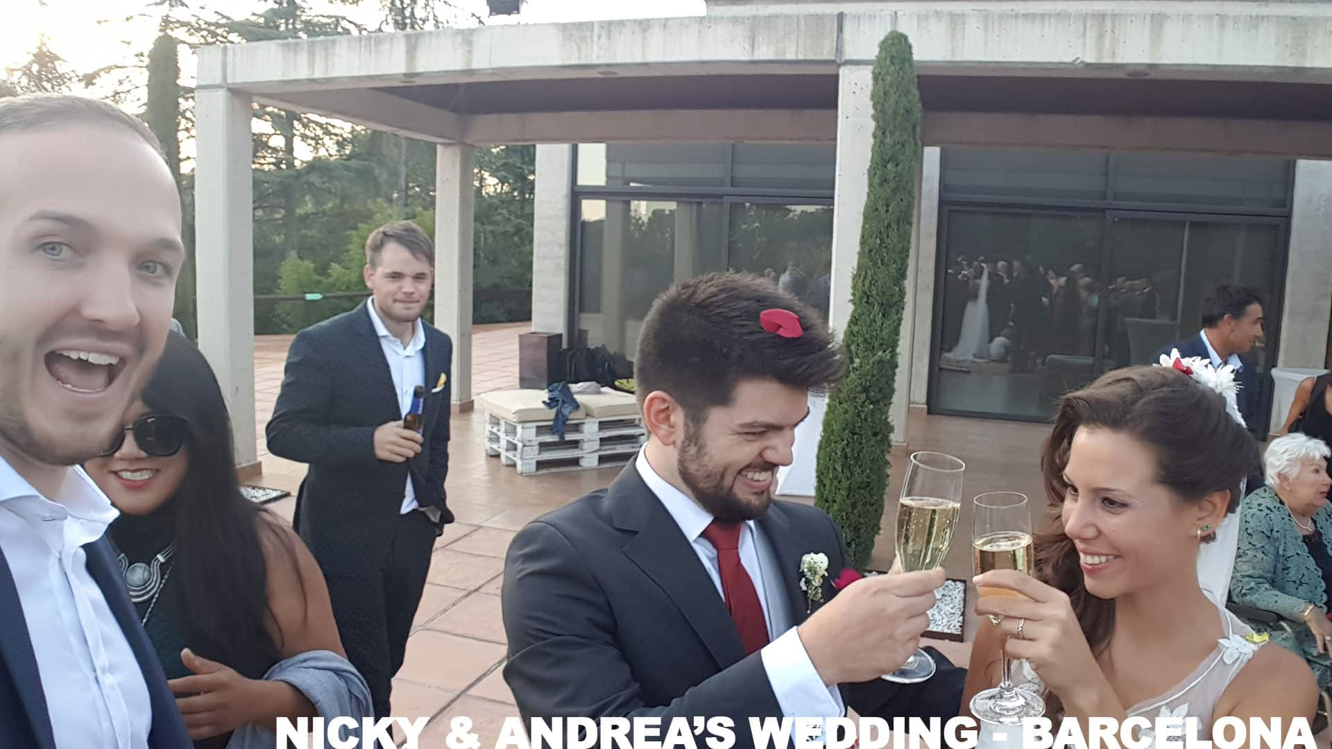 Andrea & Nicky's Wedding