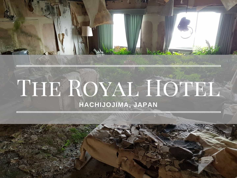 The Royal Hotel - Hachijojima, Japan