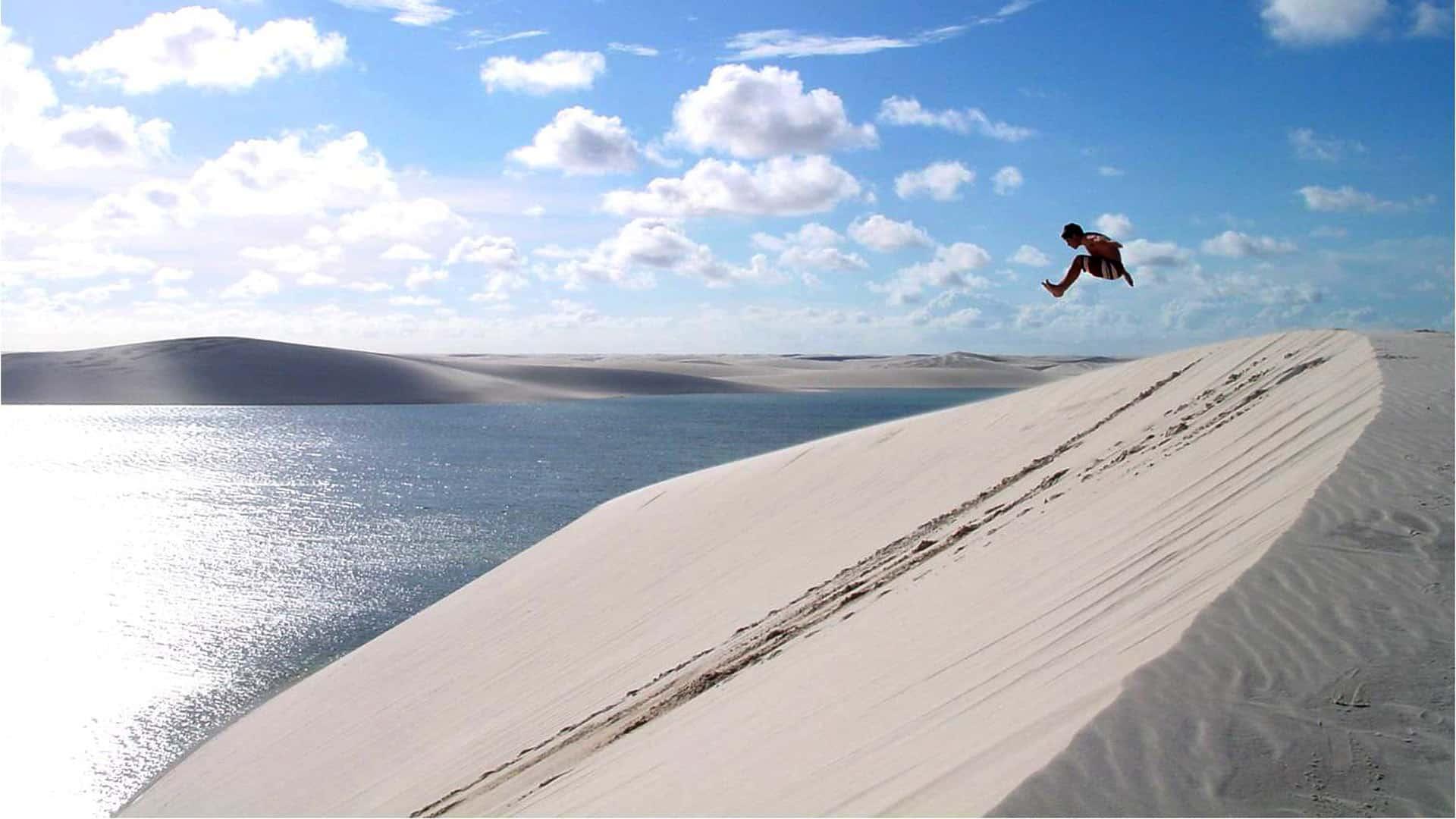 Lençóis Maranhenses Dunes