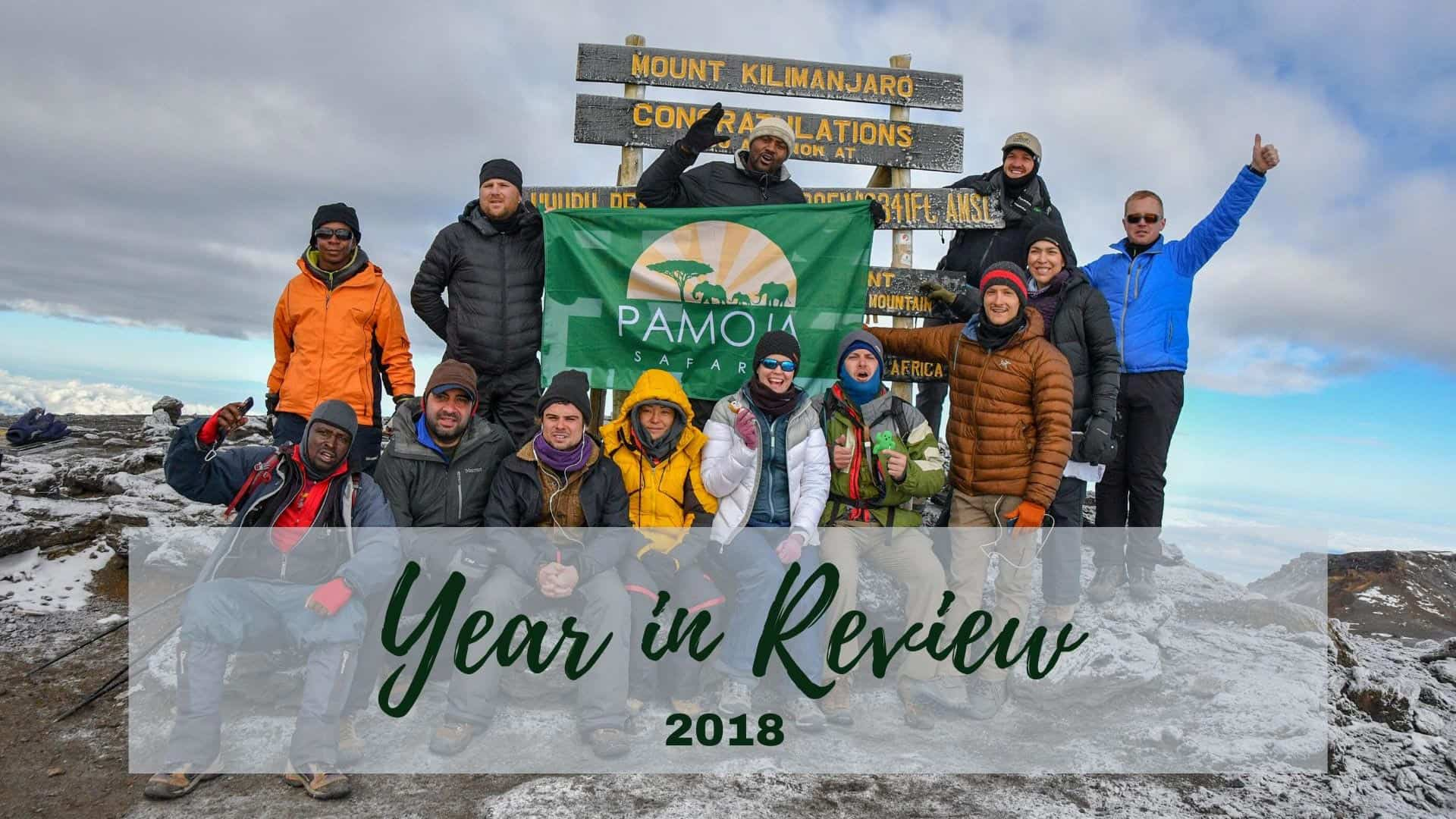 Year in Review 2018